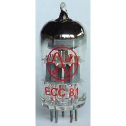 JJ ECC81 / 12AT7 JJ Electronic