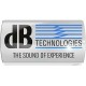 DB TECHNOLOGIES REPLACEMENT PARTS