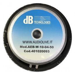 WOOFER AEB W-10-04-50...